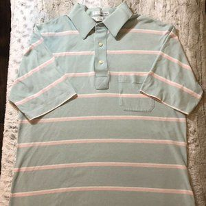 Christian Dior Short Sleeve Polo Shirt Men's Large